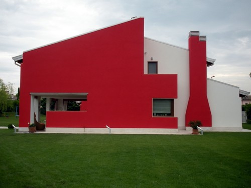 Pitturare Esterno Casa Idee Per La Casa Douglasfalls Com